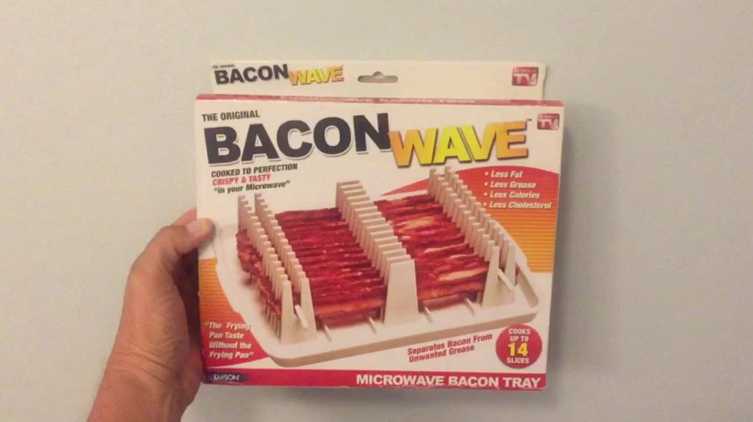 We put the Bacon Wave to the test! How well does it work?