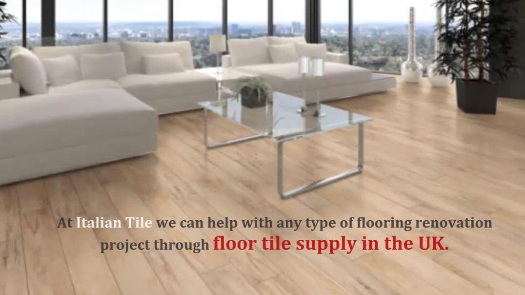 Buy Cheap Floor Tiles In The UK From  Italian Tile