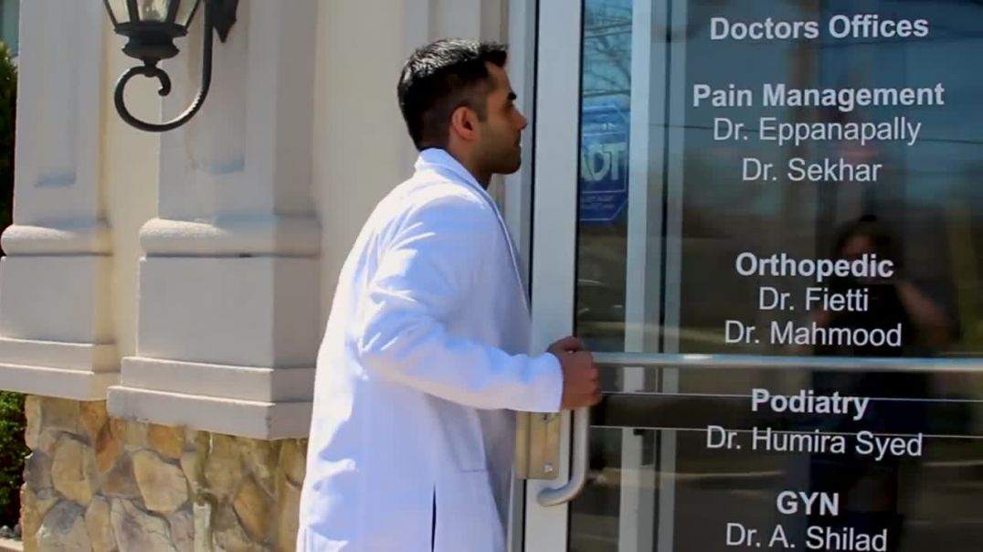 Dr. Rehan Ali - Neck Pain, Back Pain, & Knee Pain Treatment Specialist in NJ