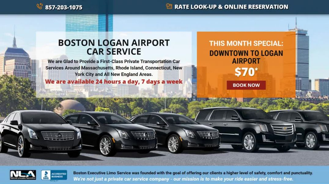 Boston Executive Limo Service