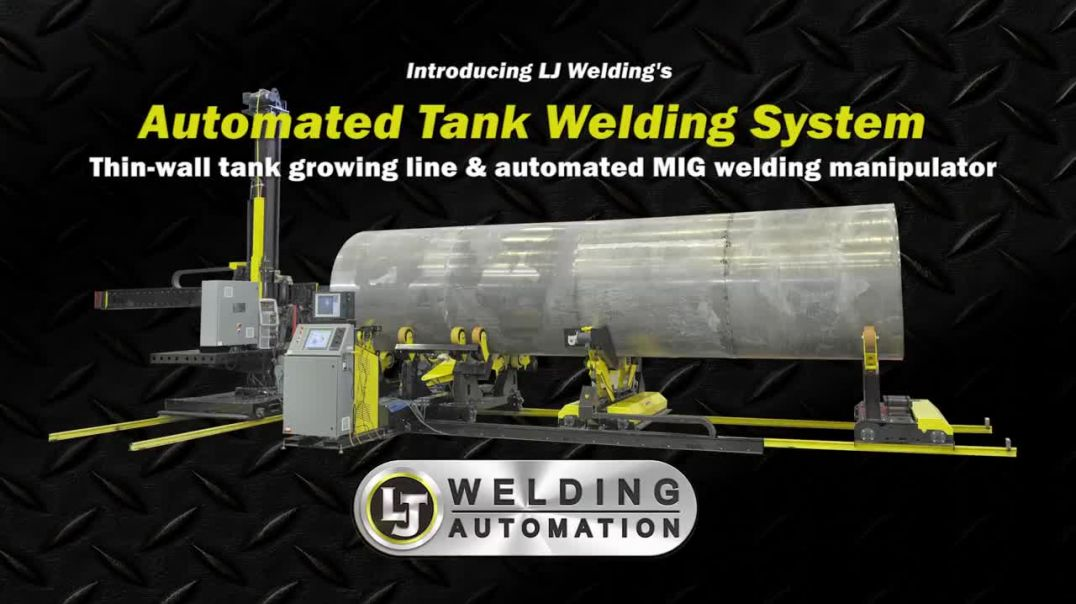 Automated Tank Welding System Demonstration & Review (10TMR Growing Line).mp4