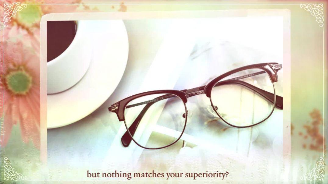 Cheap Browline Prescription Glasses