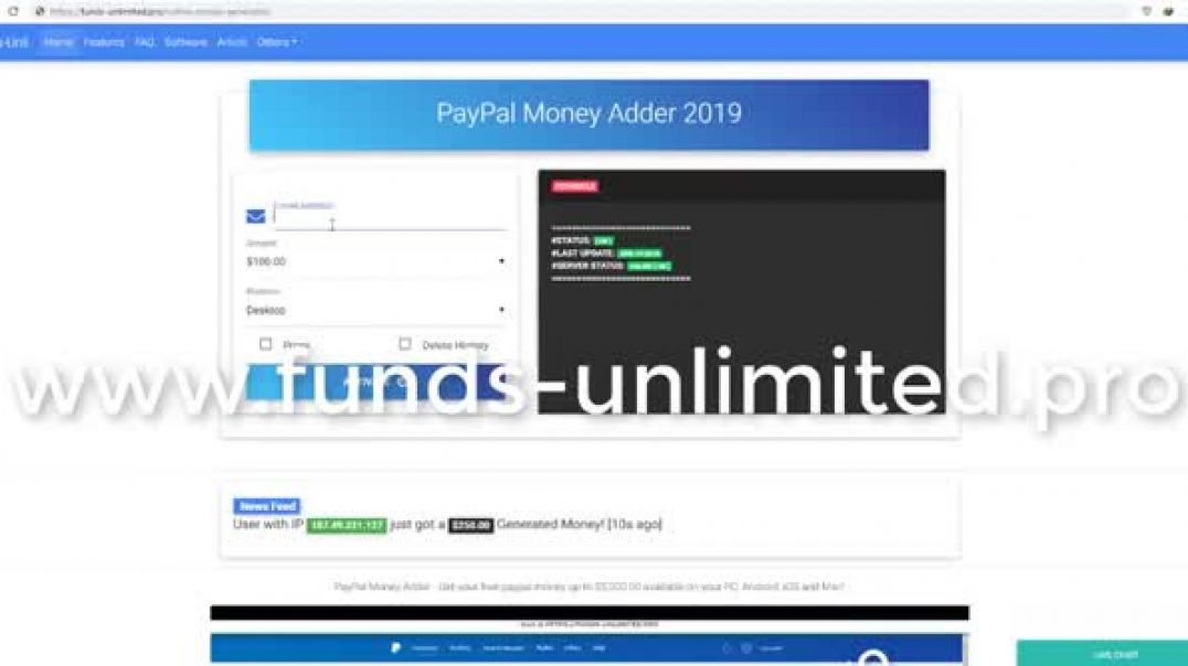 How-To: PayPal Money Adder 2019 Generator Tool - No Human Verification LEGIT
