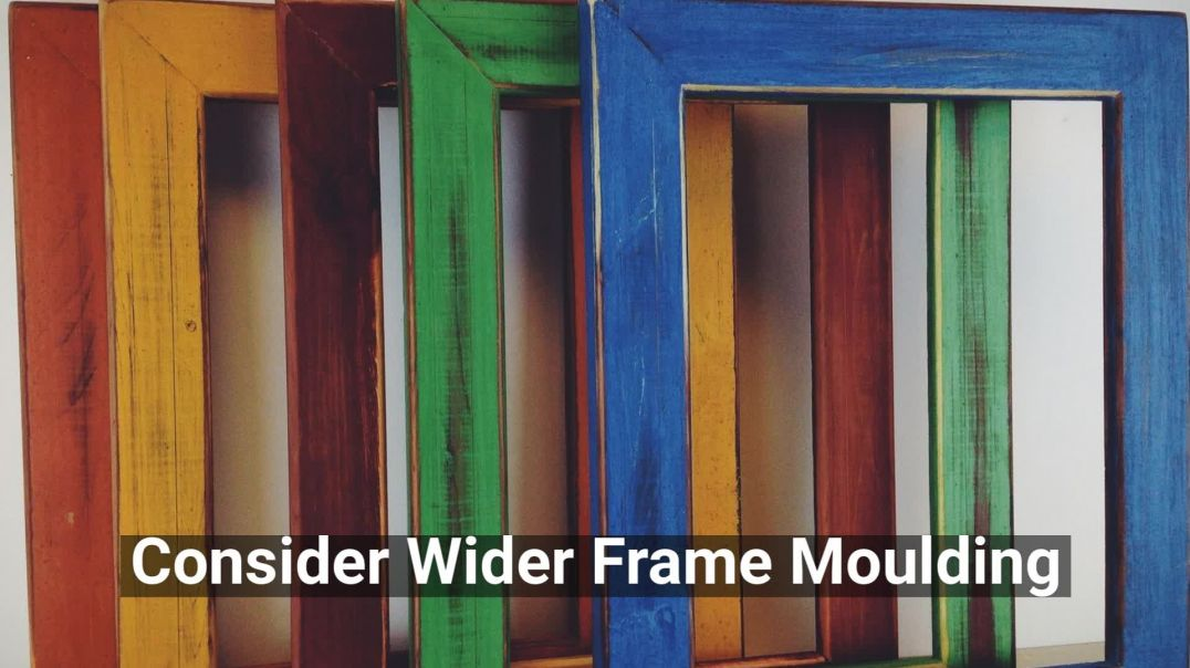 Natural Wood Frames