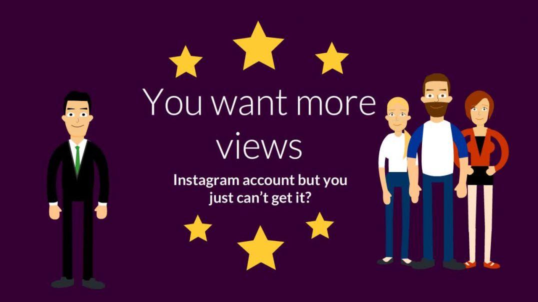 comprar views y reproducciones instagram