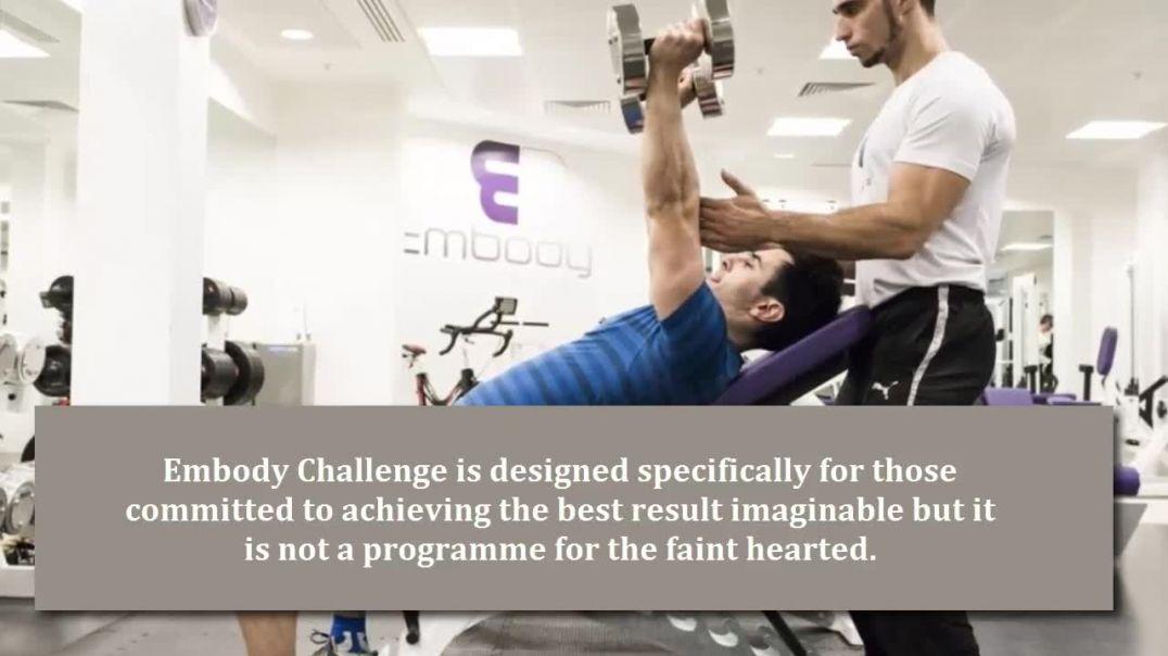 Embody Challenge