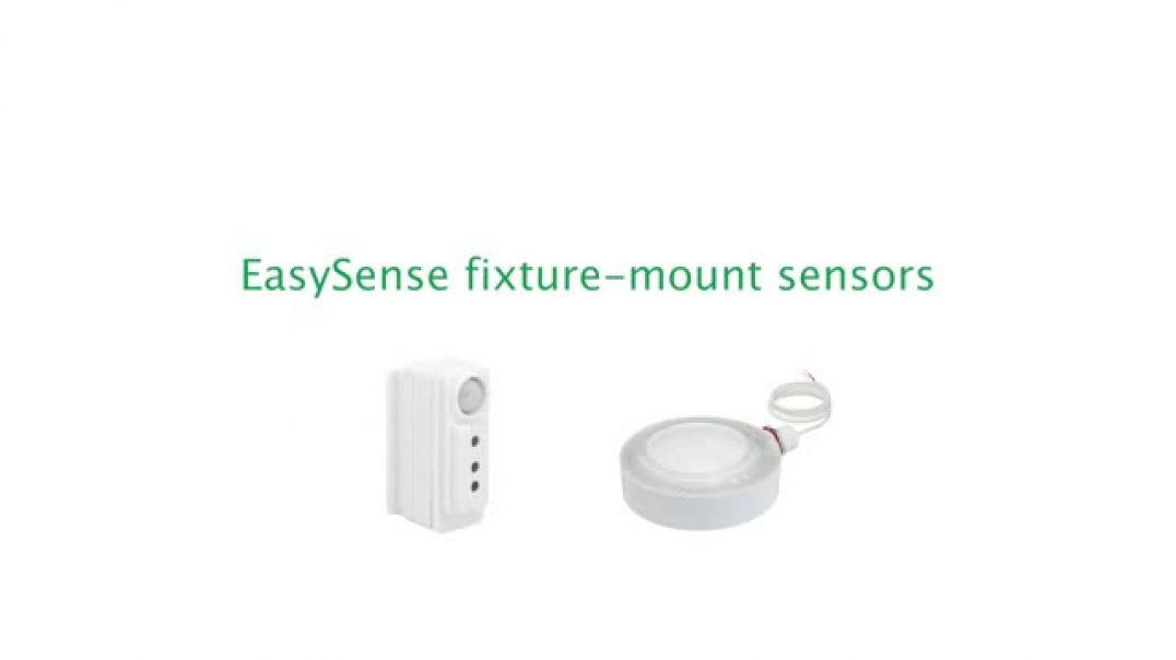 Signify-EasySense fixture-mount sensors