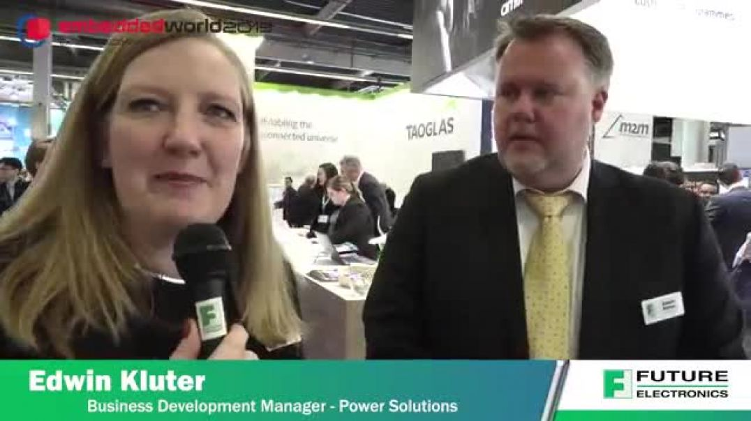 Future at Embedded – Day 2, Intelligent Power Solutions