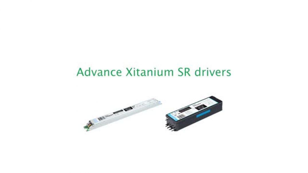 Signify Advance Xitanium SR Drivers