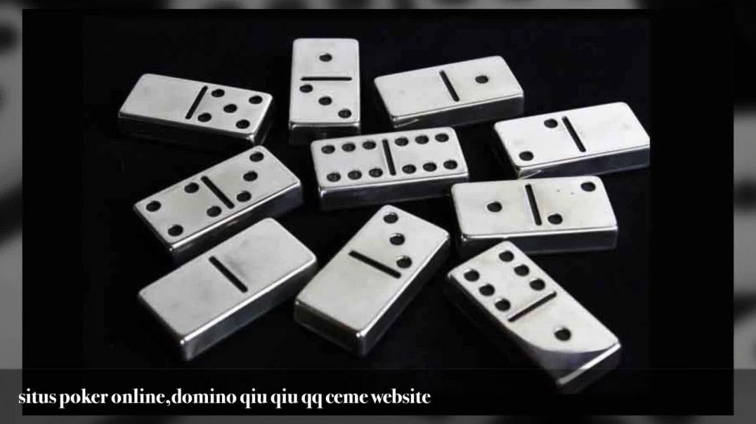 AGEN POKER QQ ONLINE