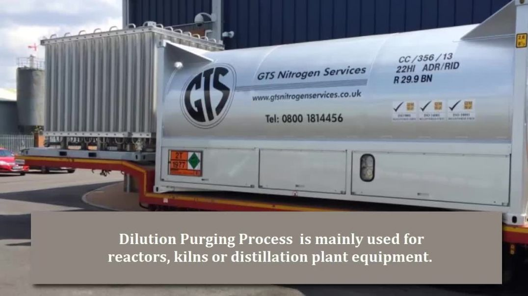 Dilution Purging Process From Gts Maintenance