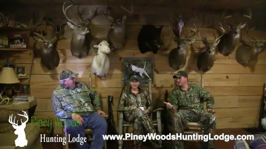 Piney Woods Hunting Lodge, Eufaula Alabama