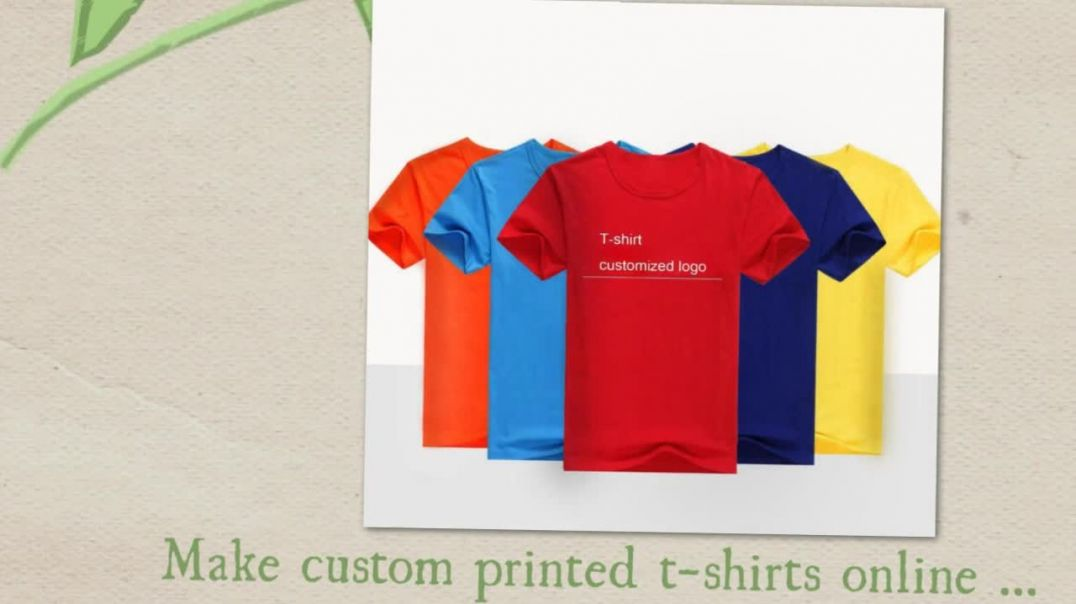 Custom T Shirts No Minimum