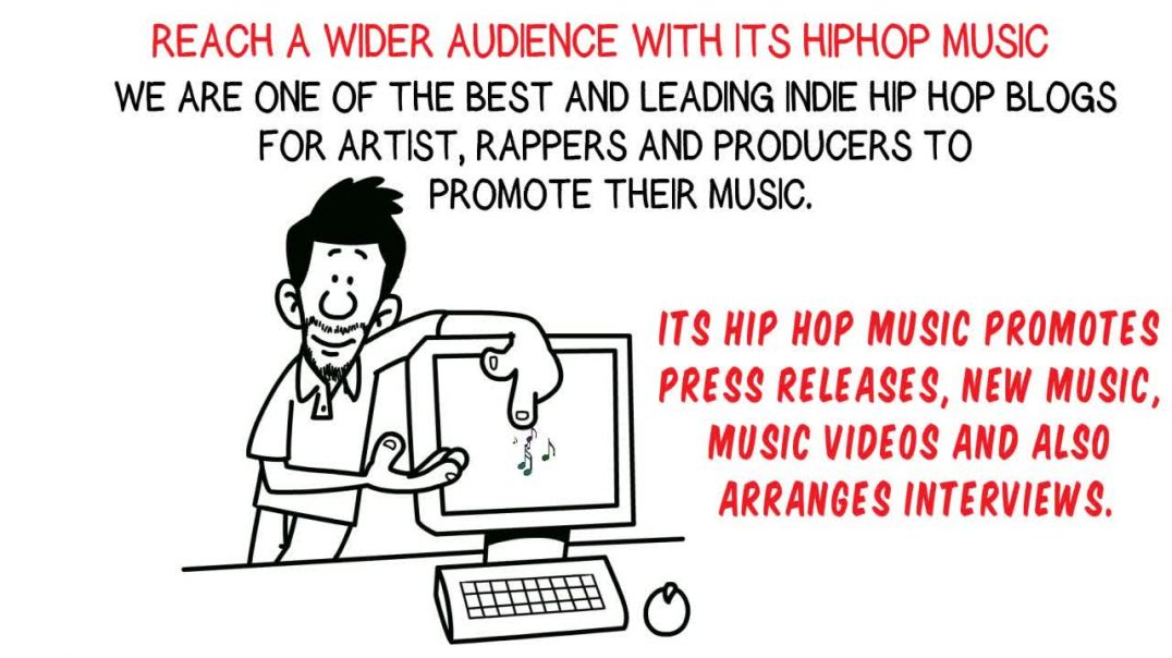 It's Hip Hop Music