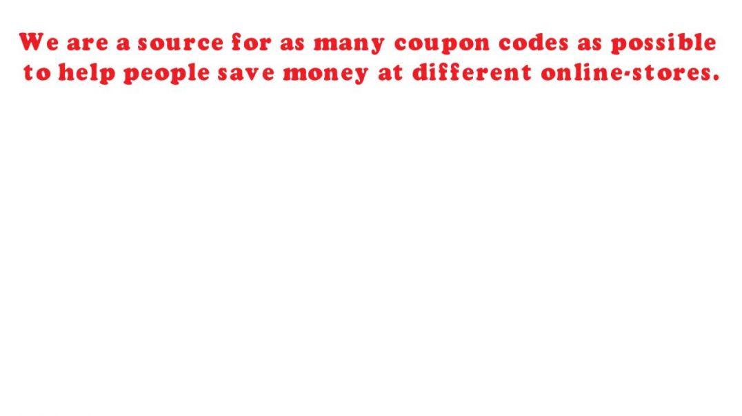 Use Coupon code at Amazon