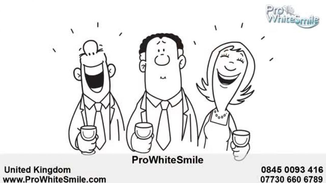 Pro White Smile - Best teeth whitening gels in the UK