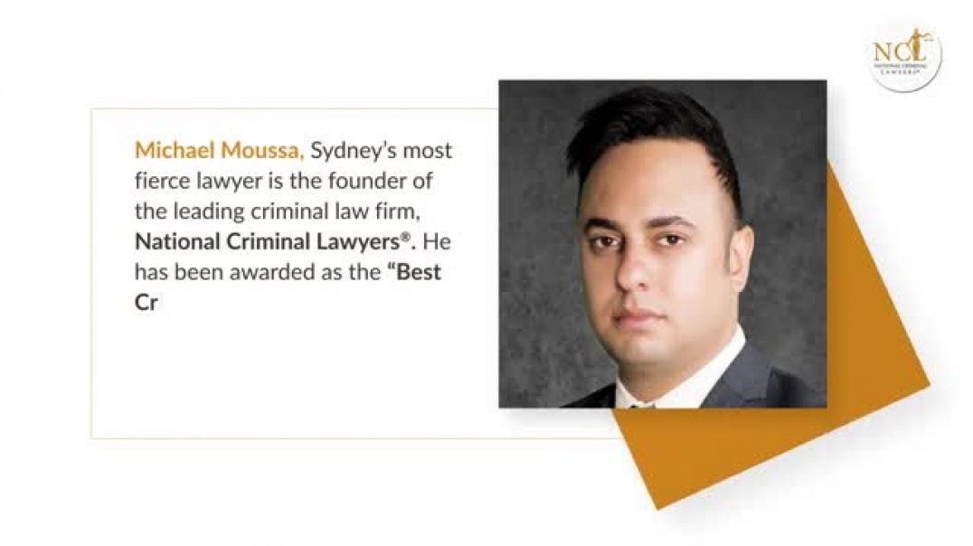 The Best Criminal Lawyers in Sydney - National Criminal Lawyers®