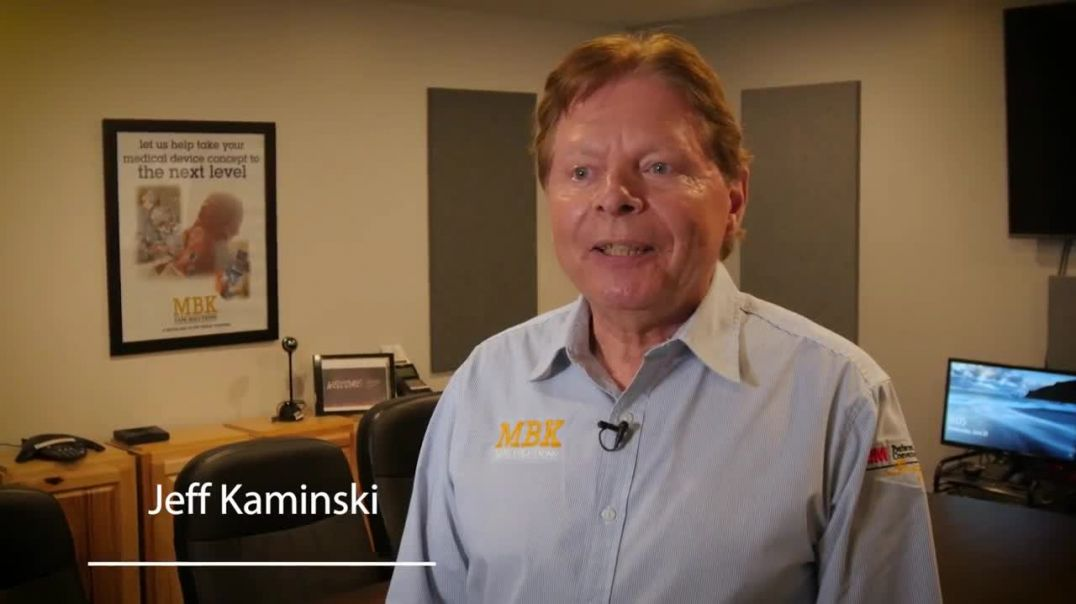 MBK Tape Solutions Overview by Jeff Kaminski