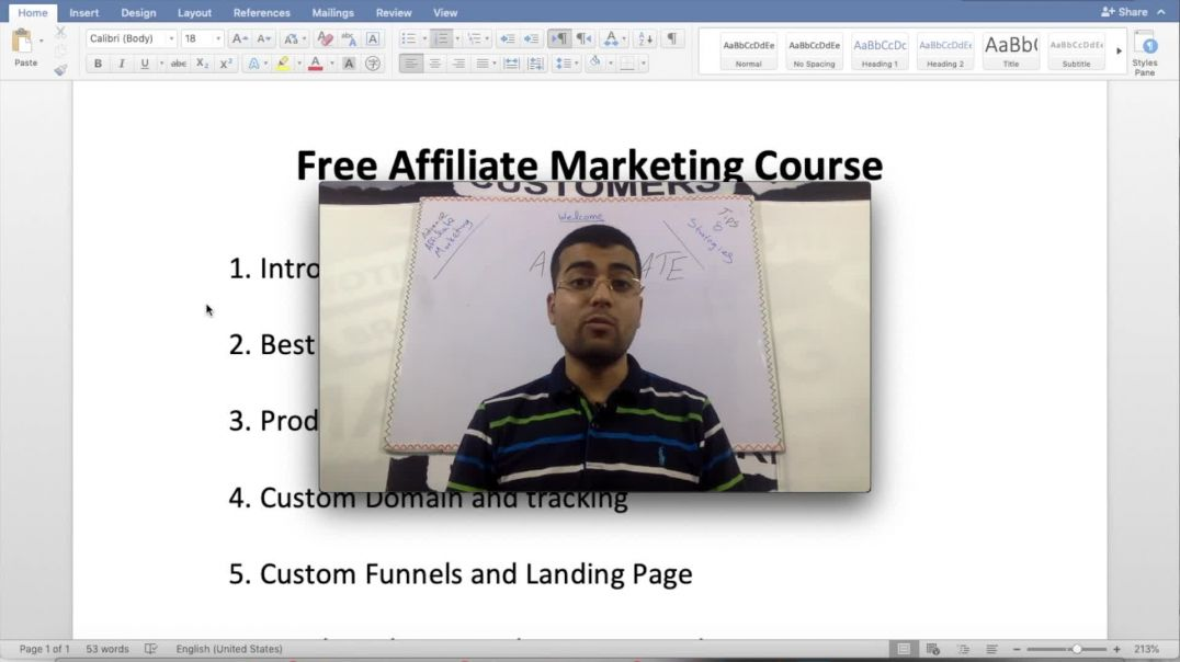 Complete Affiliate Marketing Training Course 2019 - Introduction.mp4