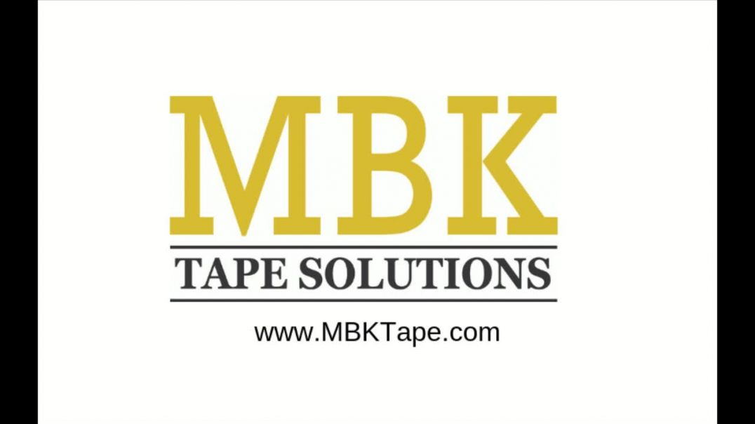 MBK Tape Solutions Overview by Jason Zajac