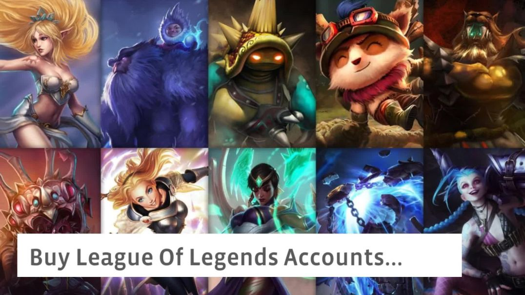 Buy Lol Account