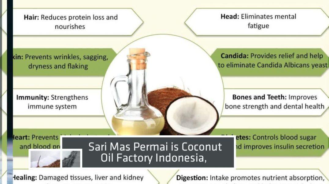 Coconut Oil Factory Indonesia.
