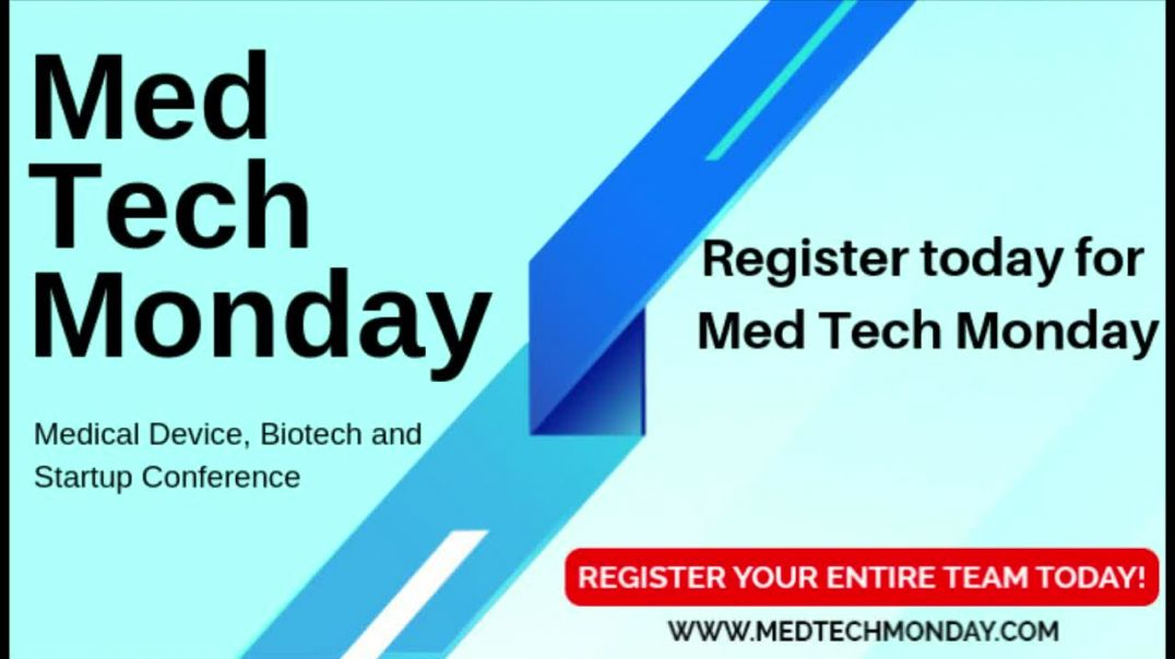 Rand Brenner discusses why you should attend Med Tech Monday
