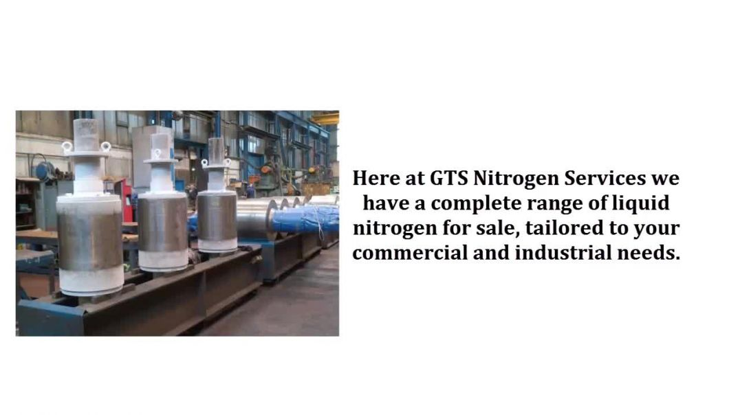 GTS Nitrogen Services Leading Liquid Nitrogen Suppliers in the UK
