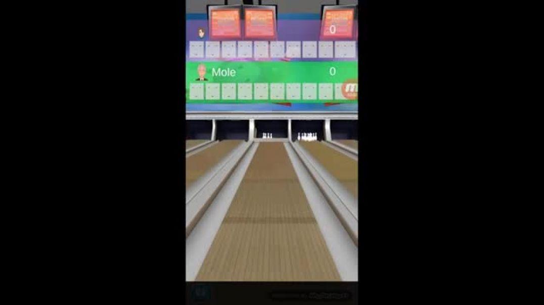 3D Bowling Fun