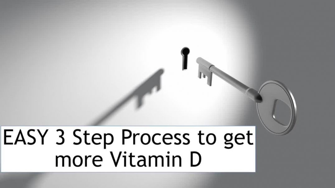 3 Step Plan to Increase vitamin D levels quickly.mp4