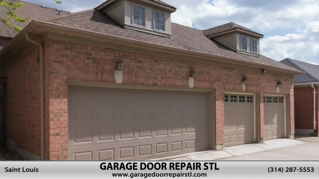 Garage Door Repair STL - Garage Door Opener St Louis MO - Garage Door Installation St Louis MO
