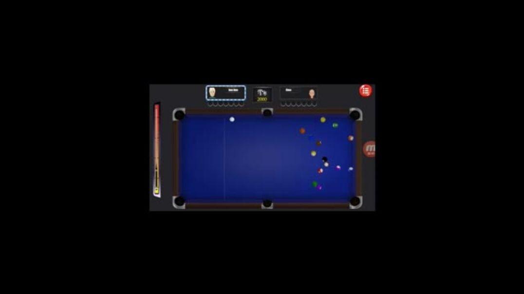 8 Ball Pool Deluxe Game Fun