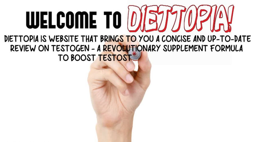 Improve Your Testosterone Hormones Through Taking Supplements.mp4