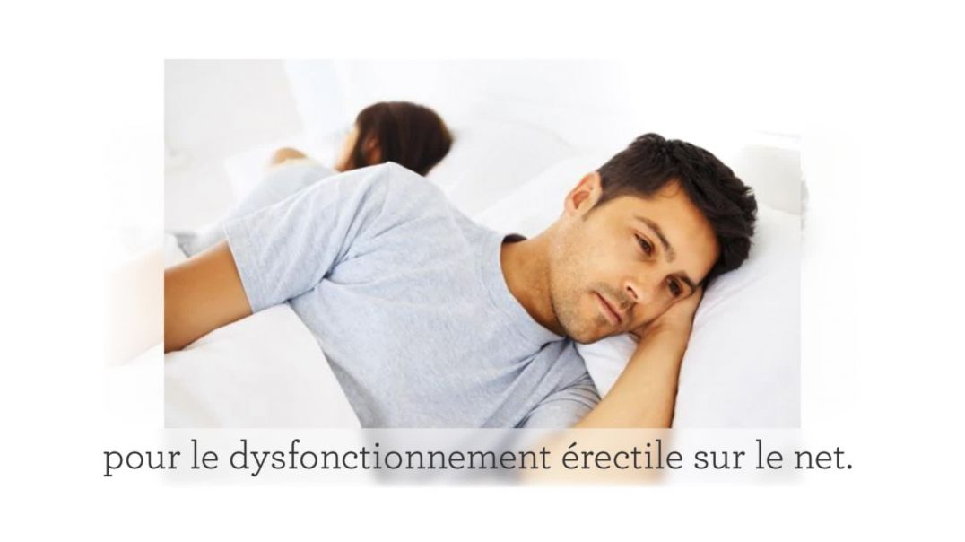 Traitement De La Dysfonction Erectile.mp4