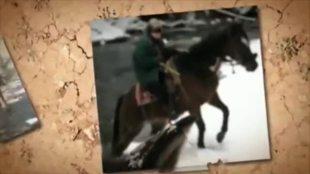 Riding at Adventure Horse Riding in NYS by Mary Dixon Smilla13.mp4