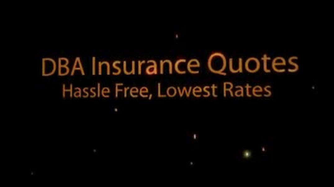 DBA Insurance 813-262-2303