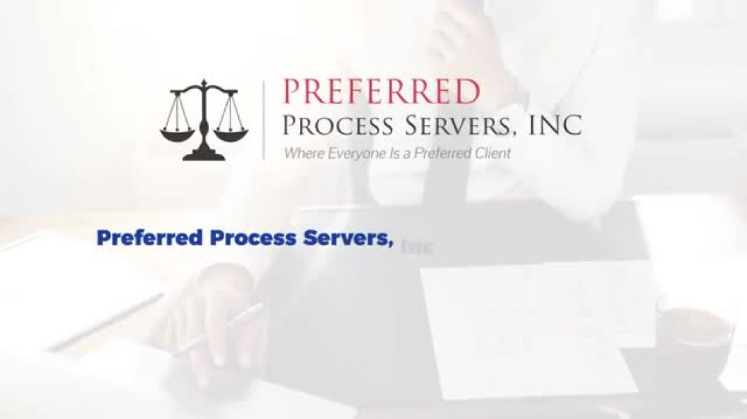 Certified Process Server in the USA