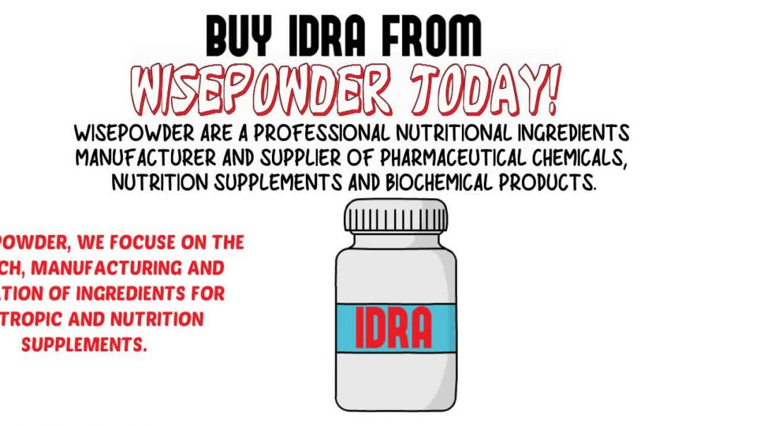 Discover The Wonders Of IDRA-21 Powder