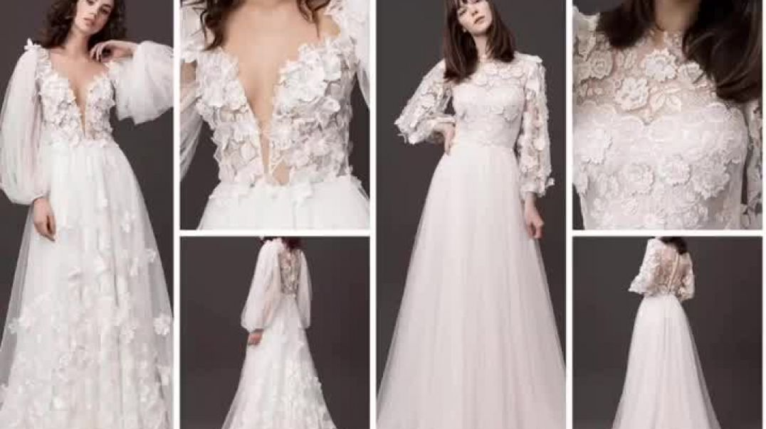 Wedding dresses collection for brides