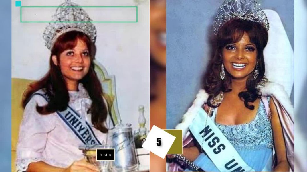 [TOP 5] COUNTRIES in BIG FOUR beauty pageants | 2019 (M.U, M.W, M.I, M.E)