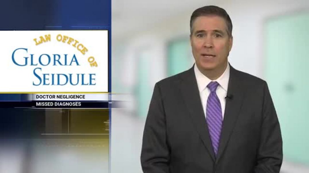 Missed diagnosis with tragic results | Medical Malpractice Lawyer Stuart FL