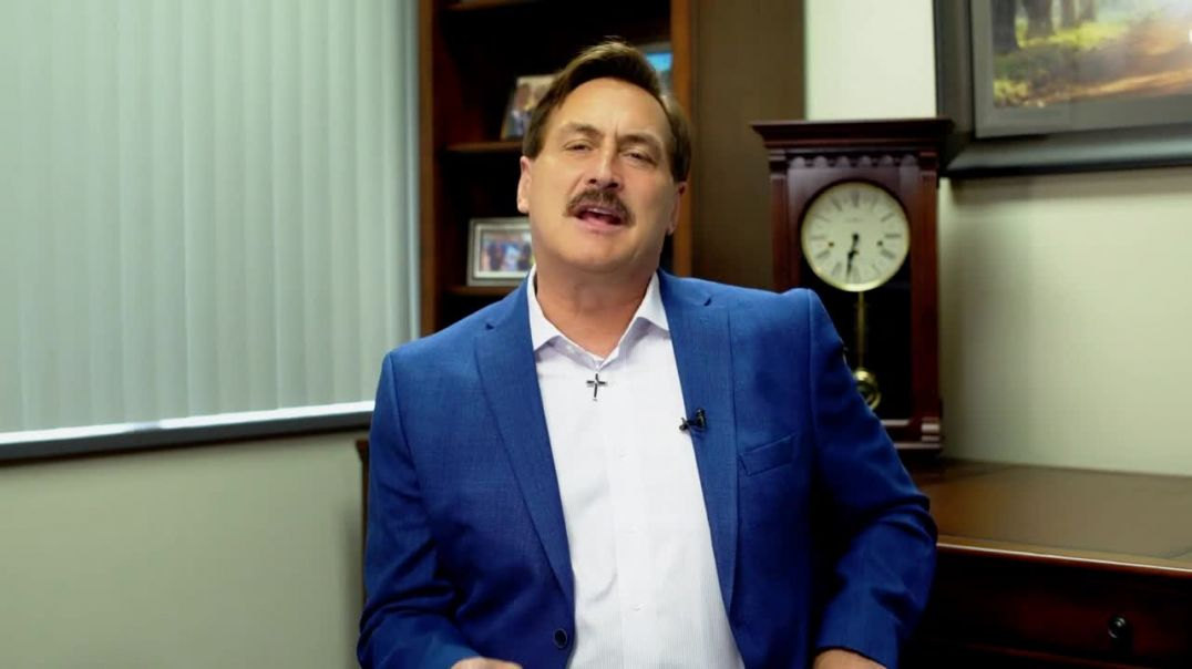 The American Icon Mike Lindell, with My Pillow Co., Promotes Chebar Ministries in Atlanta GA USA