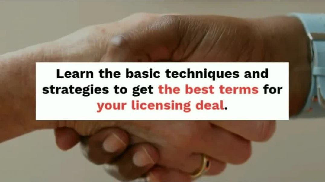 Free Live Webinar and Coaching Clinic on September 19th - Licensing Secrets of the Pros