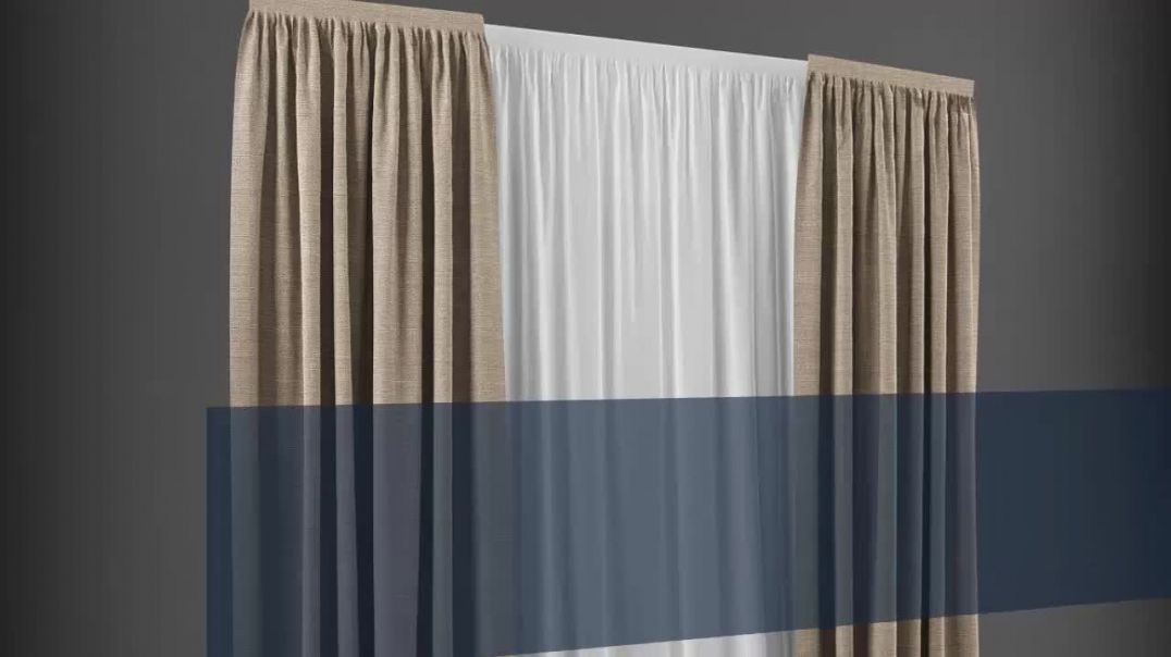 High Quality Linen Curtains by Linenshed.mp4