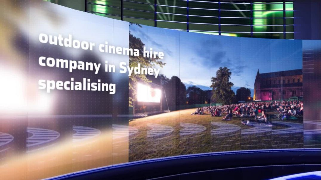 Outdoor Cinema Hire Sydney