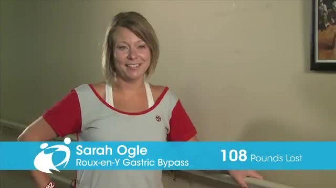 Sarah Ogle's Roux-en-Y Gastric Bypass Testimonial