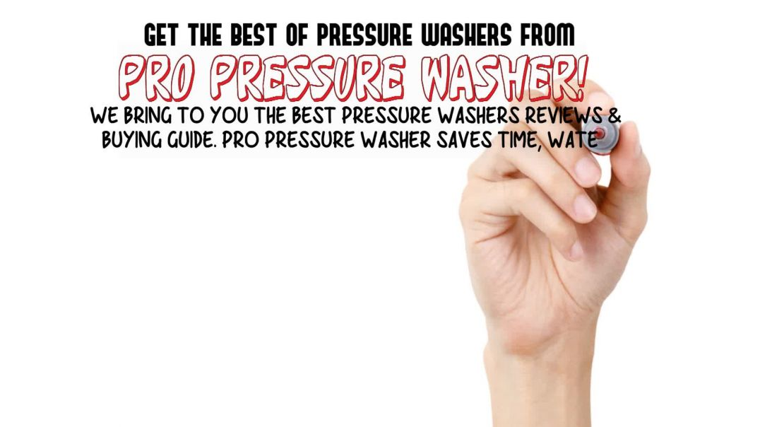 Tips On Finding The Best Pressure Washer.mp4