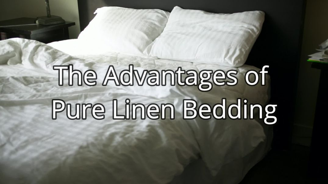 Why love linen - 6 Reasons to Love Linen Bedding