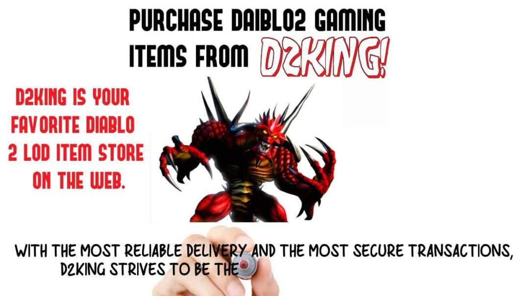 Good Deal For Diablo II Items