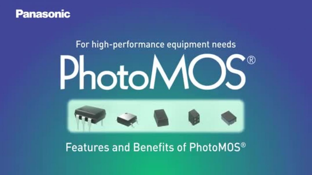 Panasonic's PhotoMOS Relays: Features and Benefits